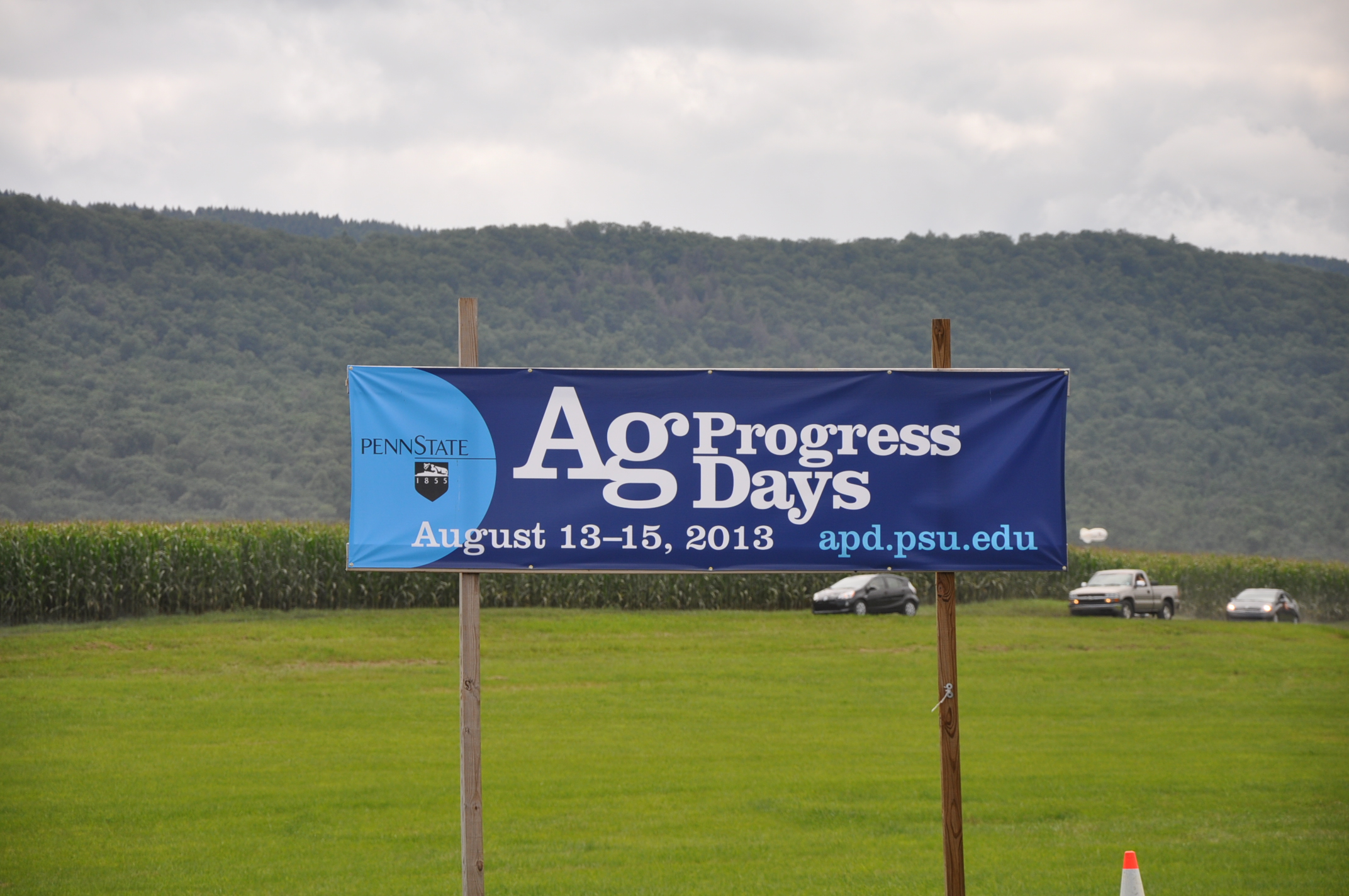Ag progress Banner
